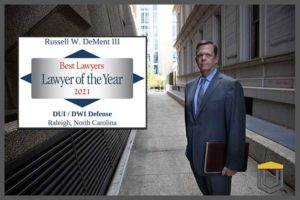 Russell DeMent, DUI/DWI Defense Lawyer of the year