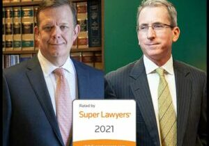 Rusty DeMent and Jim Johnson Included in NC Super Lawyers 2021